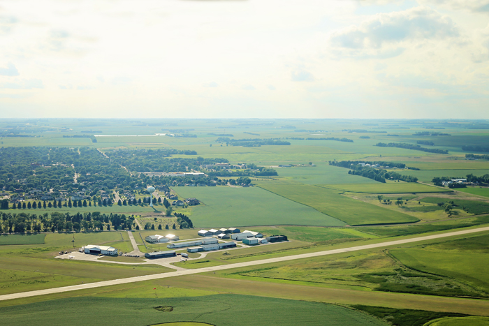Madison, SD Airport